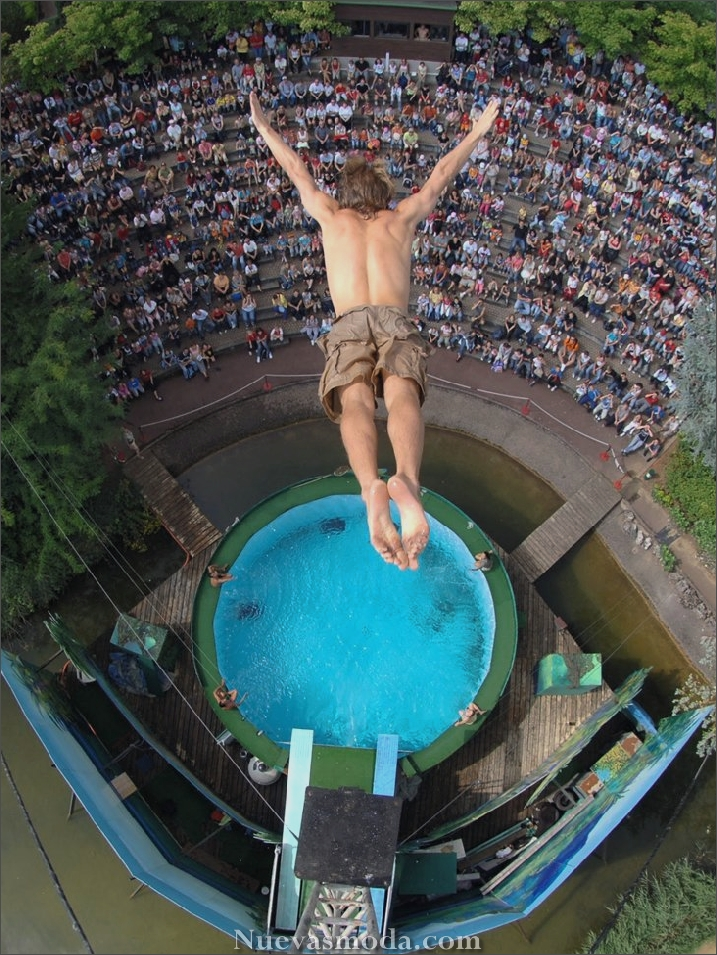 High-Diving