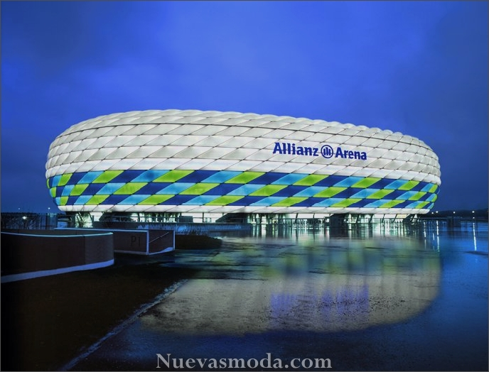 Munich stadium