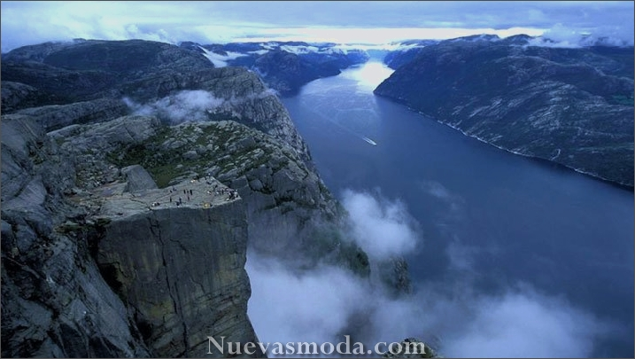 preikestolen norway