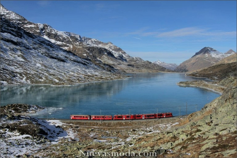 Espectacular vista de los trenes Travel (8)