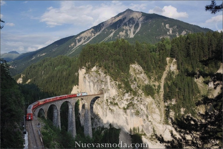 Espectacular vista de los trenes Travel (9)