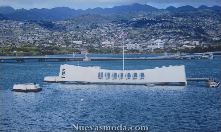 El USS Arizona Memorial (2)
