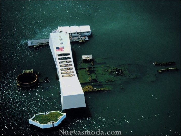 El USS Arizona Memorial (4)