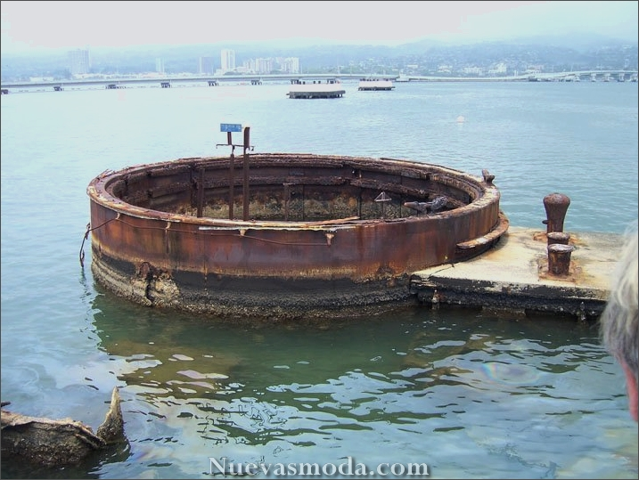 El USS Arizona Memorial (8)