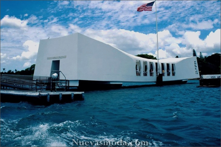 El USS Arizona Memorial (13)