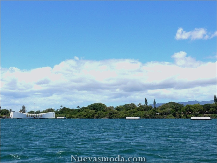 El USS Arizona Memorial (14)