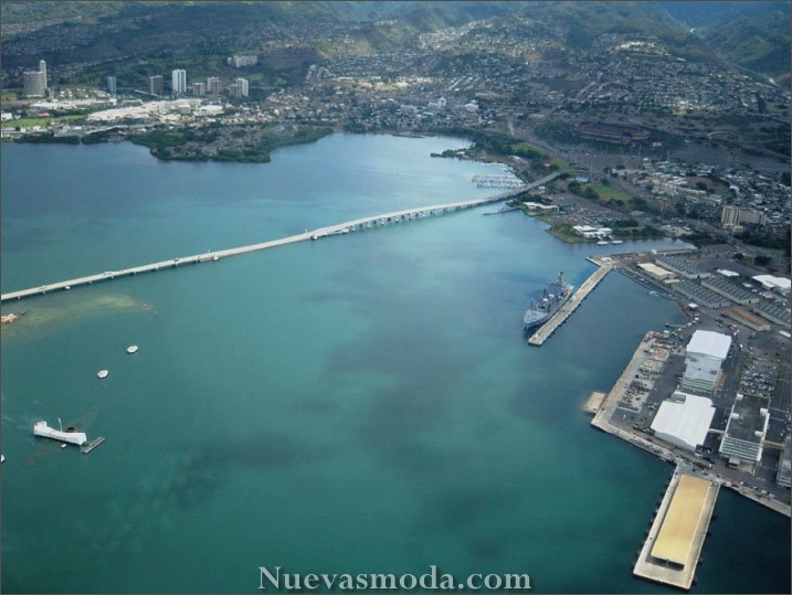 El USS Arizona Memorial (16)