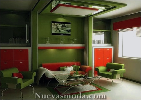 Ideas hermosas de la sala de estar (16)