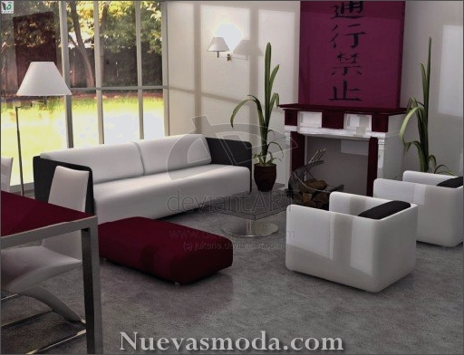 Ideas hermosas de la sala de estar (18)
