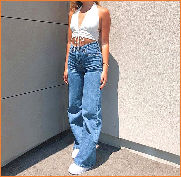 Summery Outfit with a Vintage Vibe