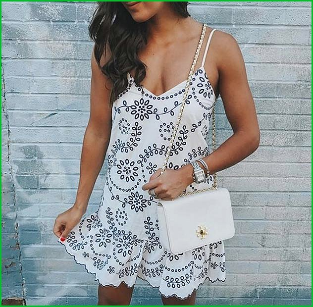 Cute Summer Dress for Casual Summer Outfits