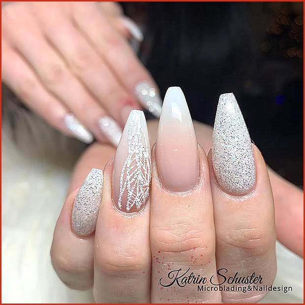 Glam and Elegant Nail Art