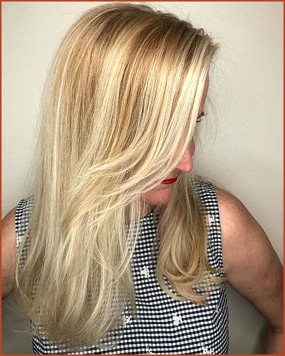 Elegant and Easy to Wear Hair