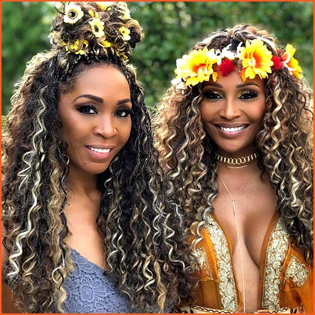 Summery Protective Hairstyles